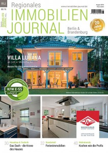 Regionales Immobilien Journal Berlin-Brandenburg August 2016