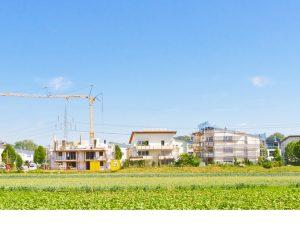 Neubaugebiet im Grünen © Jrgen Flchle / Fotolia.com