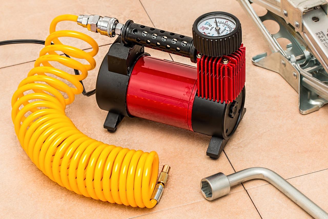 Sinnvolle Tools für den Hauseigentümer - Der Kompressor