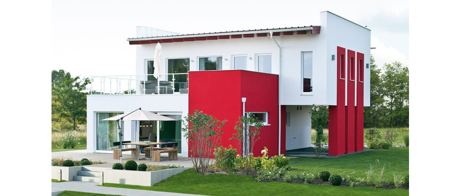 elk haus 164 trendline wir sehen rot. Black Bedroom Furniture Sets. Home Design Ideas