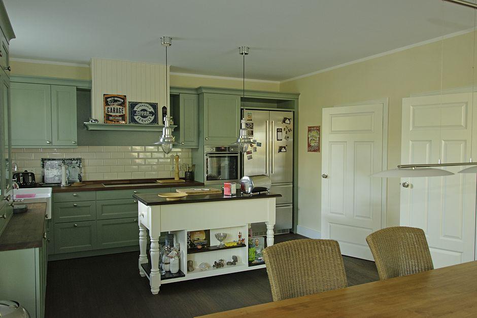 American Style - die offene Küche gehört dazu, wenn man südstaatenlike leben will Foto: Ines Weitermann Presse & Marketing