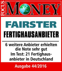 scanhaus marlow fairster fertighausanbieter in focus money studie. Black Bedroom Furniture Sets. Home Design Ideas