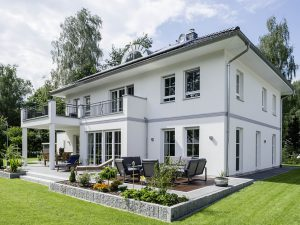 Massivhaus mit Anspruch © ARGE-HAUS