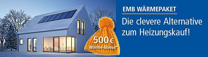 EMB Wärmepaket