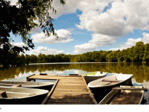 Boddensee in Birkenwerder Foto: RCphoto / fotolia.com