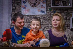 Familie Lofing – Glücklich im eigenen Haus © Heinz von Heiden Massivhäuser GmbH