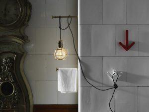 Design House Stockholm; Worklamp, Arrow Hanger, Hallwylska © imm cologne