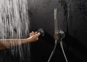 IXMO Armaturen: Funktionalität in komprimierter Form Foto: KEUCO