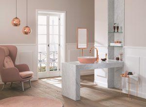 Innovationen im WC-Bereich, individuelle Duschlösungen und inspirierende Farbwelten Foto: Villeroy & Boch
