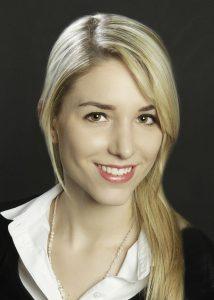 Dominika Eichelstädt, Kauffrau für Versicherungen und Finanzen bei Allianz Generaltvertretung Kundler