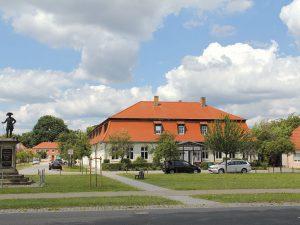 Hotel Alte Försterei Kloster Zinna am König-Friedrich-Platz 7 © Berliner Volksbank Immobilien GmbH