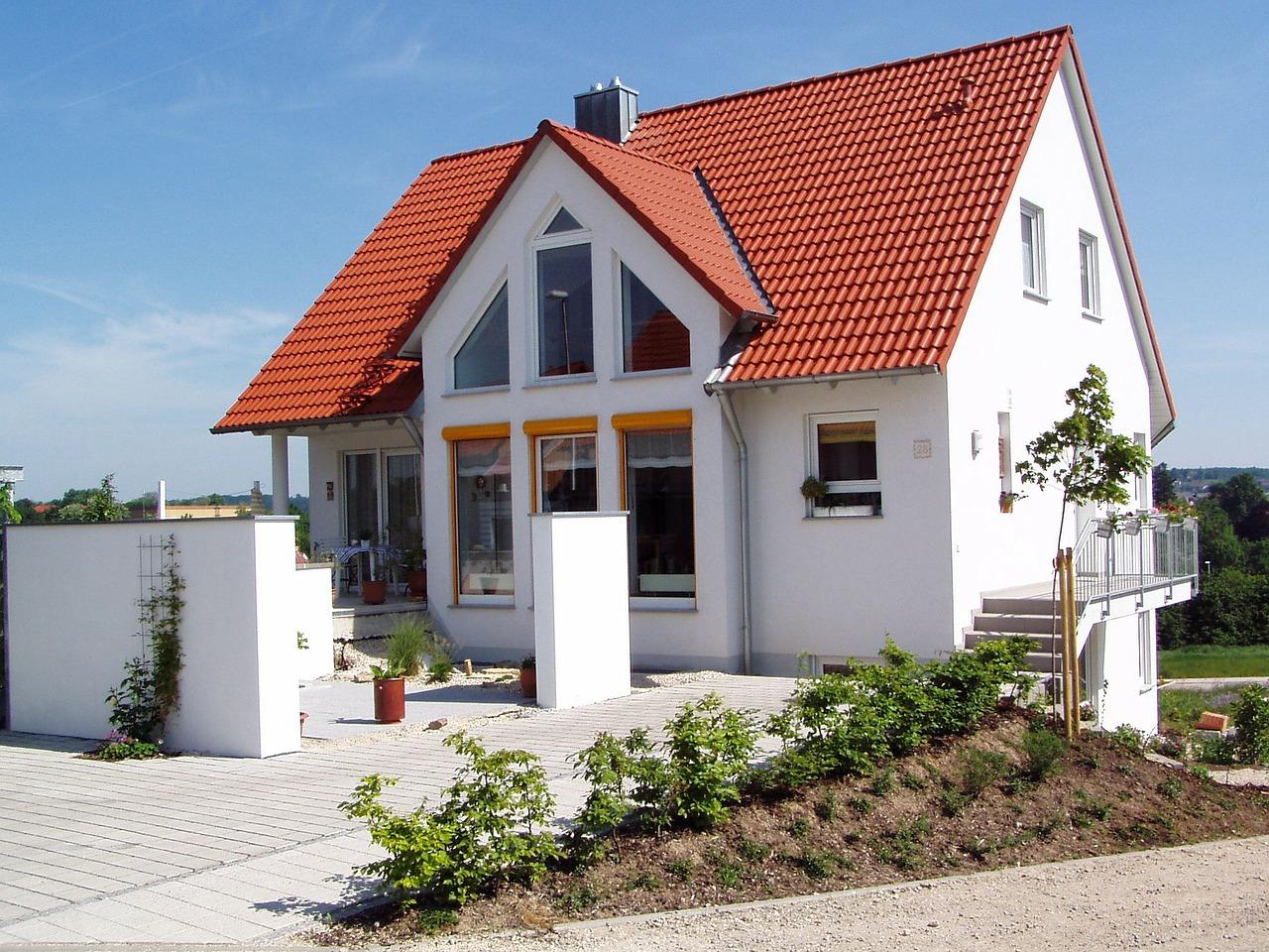Gesicherte Erschließung des Grundstücks für den Hausbau