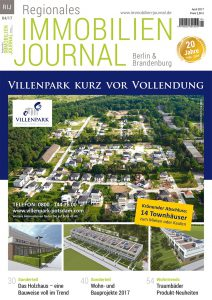 Regionales Immobilien Journal Berlin & Brandenburg April 2017