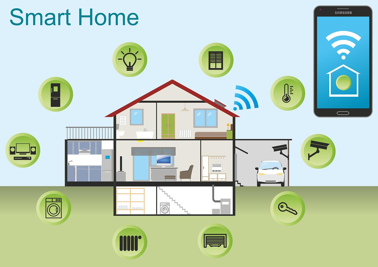 Zwischen Komfort und Überwachung - Smart Home