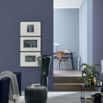 Farben, die man auch fühlen kann: Mit einer speziellen samtmatten Oberfläche erhalten Wände eine exklusive haptische Anmutung.