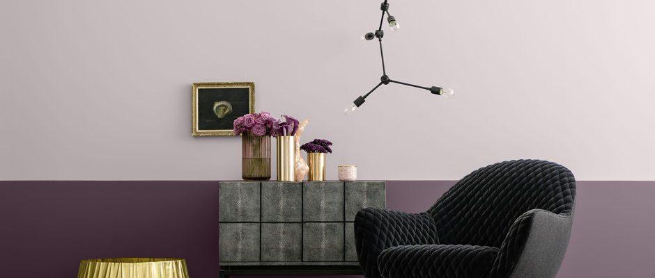 Wandfarben prägen die Raumstimmung und beeinflussen das Wohn- und Lebensgefühl. Foto: djd/SCHÖNER WOHNEN-FARBE