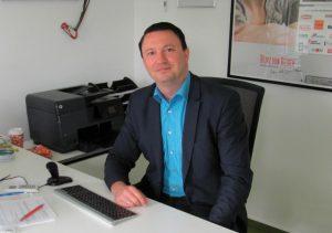 René Wieschendorf, Bauherrenberater von Heinz von Heiden Massivhäuser im Gespräch mit dem Regionalen Immobilien Journal Berlin & Brandenburg