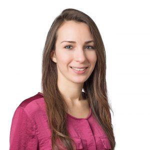 Lea Krüger, Kauffrau für Versicherungen und Finanzen (IHK) bei Allianz Generalvertretung Kundler
