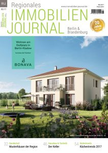 Regionales Immobilien Journal Berlin & Brandenburg Mai 2017