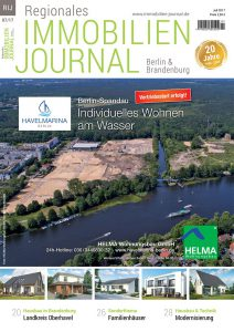 Regionales Immobilien Journal Berlin & Brandenburg Juli 2017