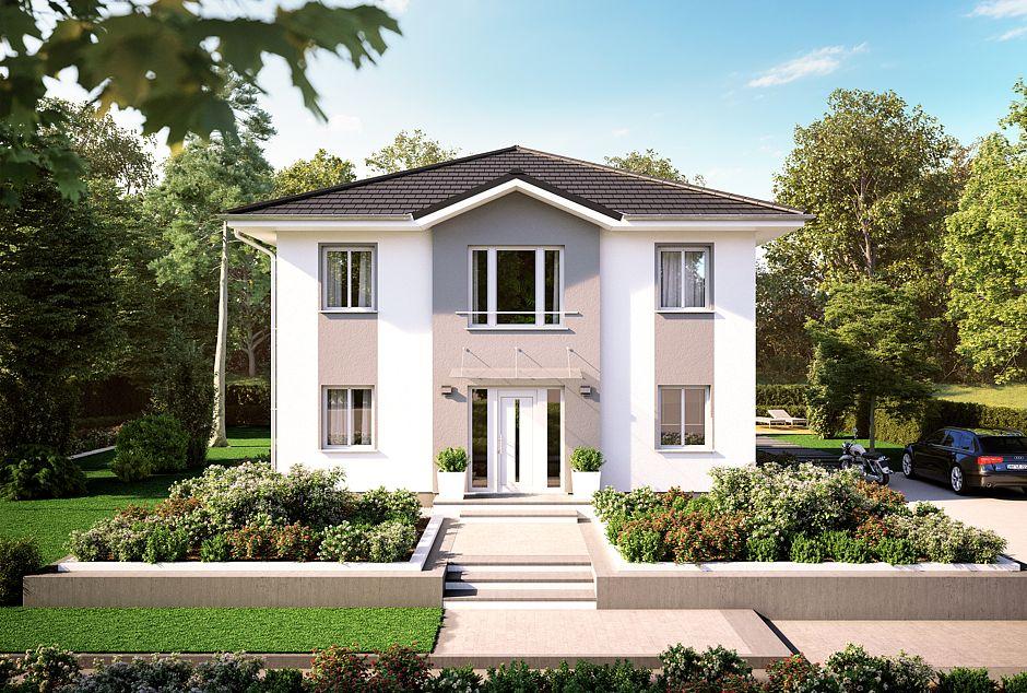 Stadtvilla mit erker  Roth-Massivhaus präsentiert neues Haus | www.immobilien-journal.de