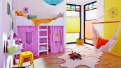 Kinder brauchen ihren ungestörten Schlaf. Mit Rollos lässt sich einfach ein sicherer Licht- und Wärmeschutz am Fenster installieren. Foto: JalouCity/akz-o