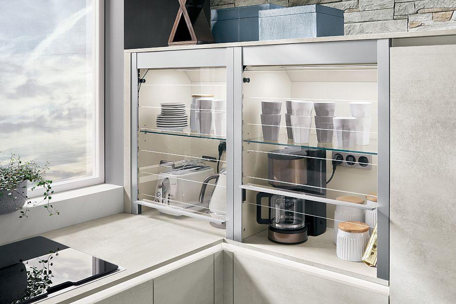 Schön Bq Weiß Glänzend Küchentüren Fotos - Küchenschrank Ideen ...
