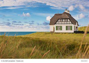 Im Norden idyllisch wohnen  © Oliver Hopf / Fotolia.com