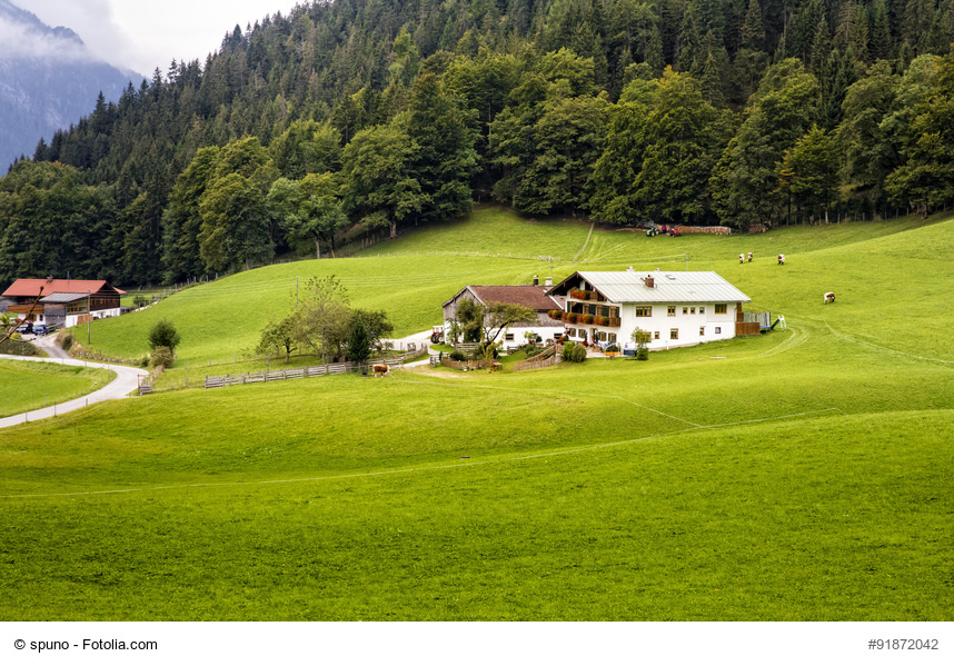 Ferienimmobilie in Bayern © Karl-Heinz Spremberg / Fotolia.com
