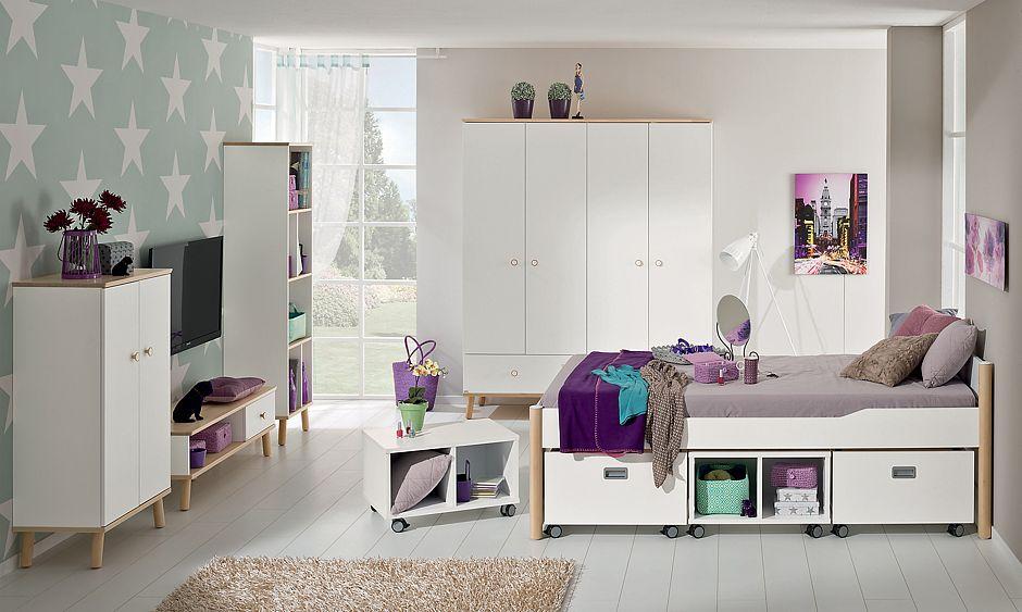Kinderzimmermöbel sollten qualitätsgeprüft sein und ein zeitloses Design besitzen. © DGM/Paidi