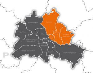 Zuhause im Nordosten Berlins