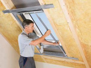 Wie ein Dach gedämmt wird, hängt von der späteren Nutzung ab.