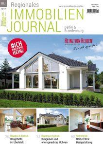Regionales Immobilien Journal Berlin & Brandenburg Oktober 2017