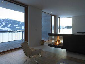 Gemütliche Wohnatmosphäre mit modernen Wärmedämmfenstern