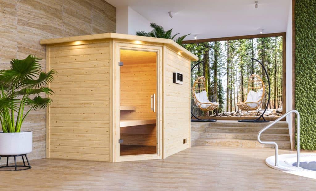 Sauna von Hellweg