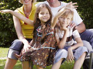 Riester-Bausparen ist besonders für Familien mit Kindern und geringerem Einkommen lukrativ (Foto: Bausparkasse Schwäbisch Hall)
