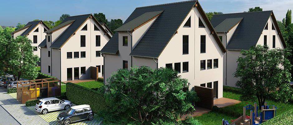 Wohnpark Waldstadt bei Zossen
