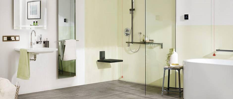 Ordinary Einfache Dekoration Und Mobel Barrierefreiheit Im Badezimmer #7: Wenn Der Alltag Zunehmend Beschwerlich Wird, Erweist Sich Eine Für Alle  Komfortable Ausstattung Mit Zusätzlichen