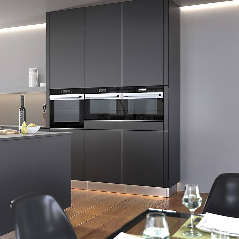 Ergonomie & Komfort in der Küche | www.immobilien-journal.de