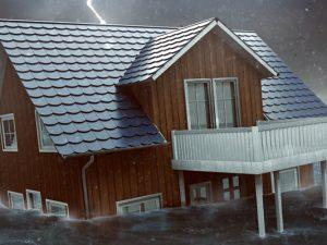 Eine Kündigung des Bauvertrages ist an sehr hohe Anforderungen geknüpft. Zum Beispiel wenn wegen so schwerwiegender Mängel davon ausgegangen werden kann, dass der Unternehmer gar nicht in der Lage ist, ein funktionierendes Haus zu bauen. @ lassedesignen / Fotolia.com