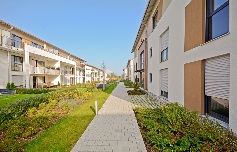 Die Angebotspalette bei der Bebauungsart ist heute sehr reichhaltig. Sie reicht vom klassischen Wohnpark mit Reihenhausbebauung bis zum Baugebiet mit ausschließlicher Individualbebauung. © ah_fotobox / Fotolia.com