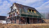 Einfamilienhaus in Bau