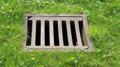 Gulli für Abwasser