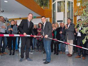 Feierliche Eröffnung des Design-Ausstattungscenter von Bären Haus Foto: MH / RIV GmbH