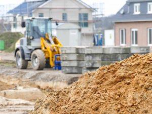 Baugenehmigungszahlen in Berlin und Brandenburg unterschiedlich