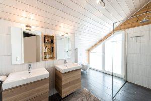 Das Bad © Fullwood Wohnblockhaus