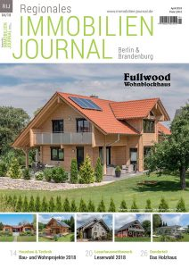 Regionales Immobilien Journal Berlin & Brandenburg April 2018