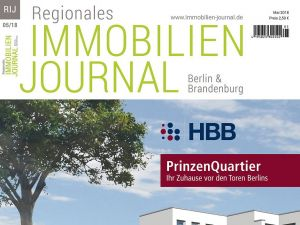 Regionales Immobilien Journal Berlin & Brandenburg Mai 2018