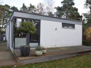 100 m² Wohnfläche perfekt auf die neuen Bedürfnisse des Rentnerpaares zugeschnitten Foto: MAX-Haus GmbH