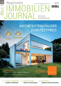 Regionales Immobilien Journal Berlin & Brandenburg August 2018
